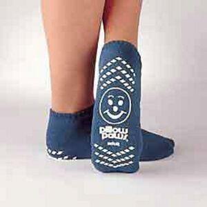 Principle Business Enterprises Slipper Socks 2XLarge Gray   1 Pair by Principle Business Enterprises