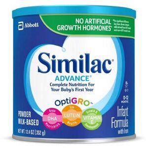 Abbott Nutrition Infant Formula Advance - Case of 6 X 12.4 Oz by Abbott Nutrition
