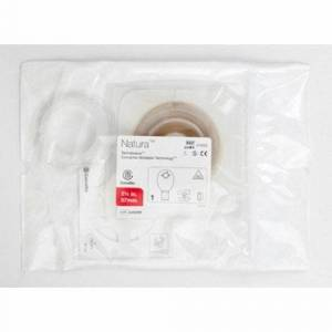 Convatec Post-Op Urostomy Kit Natura Two-Piece System 10 Inch Length 2-1/4 Inch Stoma Drainable Trim To Fit