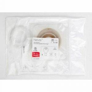 Convatec Post-Op Urostomy Kit Natura Two-Piece System 10 Inch Length 2-3/4 Inch Stoma Drainable Trim To Fit