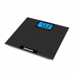 Health O Meter Floor Scale Health O Meter Digital LCD Display 397 lbs. AC Adapter / Battery Operated - 1 Each by Health O Meter