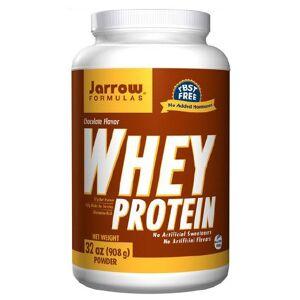 Jarrow Formulas Whey Protein Chocolate 32 oz, 908 mg, (2 lbs) by Jarrow Formulas