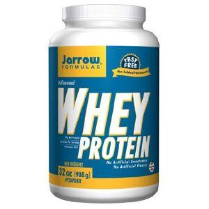 Jarrow Formulas Whey Protein All Natural 32 oz, 908 mg, (2 lbs) by Jarrow Formulas
