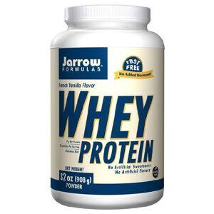 Jarrow Formulas Whey Protein Vanilla 32 oz, 908 mg, (2 lbs) by Jarrow Formulas