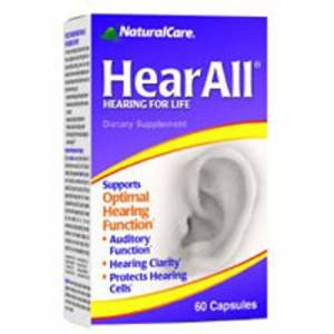 Natural Care HearAll 60cp by Natural Care