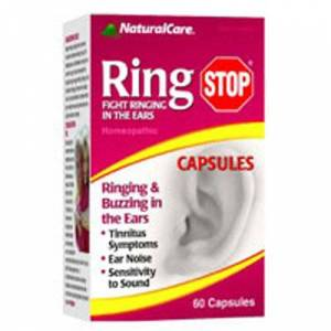 Natural Care RingStop 60cp by Natural Care
