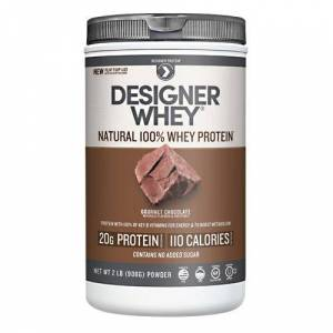 Designer Whey Protein Chocolate 2.1 Lb by Designer Whey