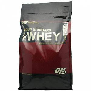Optimum Nutrition 100% Whey Gold Vanilla 10.35 lb by Optimum Nutrition