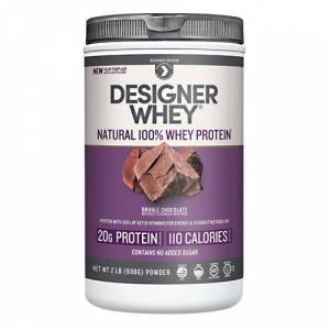 Designer Whey Protein 2 lbs by Designer Whey