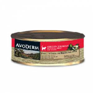 Avoderm Canned Cat Food Chicken 5.5 oz by Avoderm