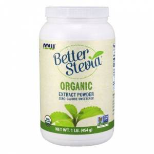 Now Foods Stevia Extract 1 lb by Now Foods
