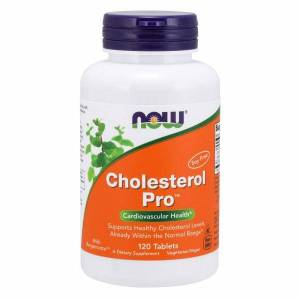Now Foods Cholesterol Pro 120 tabs by Now Foods