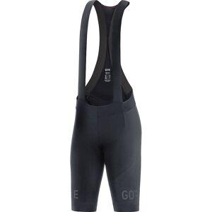 Gore Wear Women's C7 Bib Shorts+ - L - Black