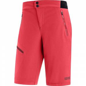 Gore Wear Women's C5 Cycling Shorts  - Hibiscus Pink