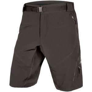 Endura Hummvee II Shorts - with Liner - XS - Black