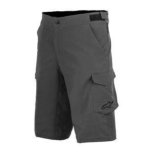 Alpinestars Rover 2 Shorts  - 28 - Dark Shadow Black