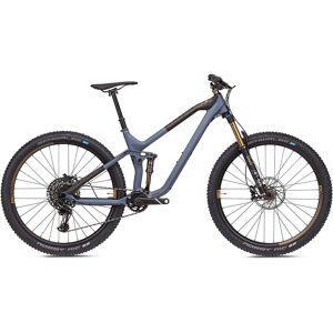 NS Bikes Define 130 1 Suspension Bike 2020 - L - Steel Blue