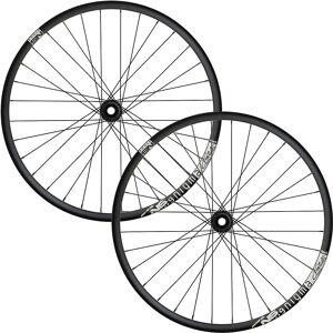 NS Bikes Enigma Rock MTB Wheelset 2018 - 20mm/157x12mm - Black