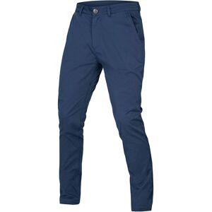 Endura Hummvee Chino Cycling Trousers - XL - Navy