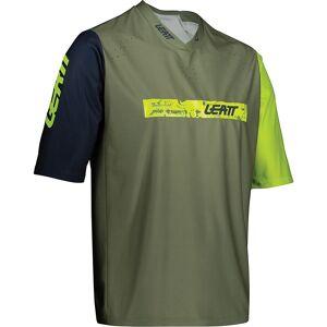 Leatt MTB 3.0 Jersey 2021 - XL - Cactus