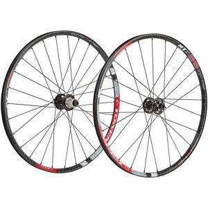 Token C18CA Carbon MTB Wheelset - Shimano - Black