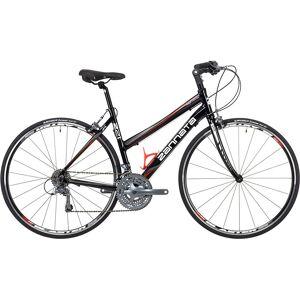 "Zannata Z21 Road Bike 2020 - 48cm (19"") - Black - Red"