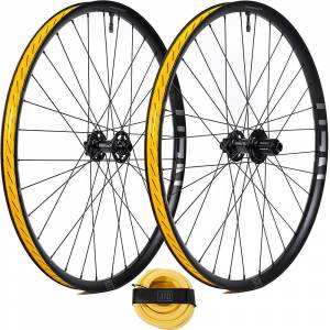 """Nukeproof Horizon V2 29"""" Boost Pair with ARD - 15x110mm / 12x148mm - Black"""