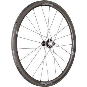 FSA Metron 40 SL Carbon Tubular Rear Wheel - 700c - Grey