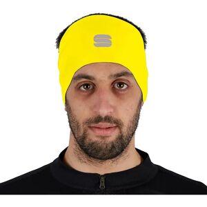 Sportful Matchy Headband SS21 - One Size - Yellow Fluo
