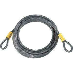 Kryptonite KryptoFlex 30 Foot Bike Lock Cable - Grey