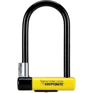 Kryptonite New York U-Lock & FlexFrame Bracket - Sold Secure Gold Rated