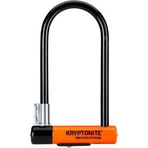 Kryptonite Evolution Std Lock & Flexframe Bracket - Sold Secure Gold Rated