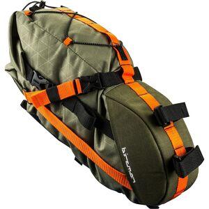 Birzman Packman Travel Saddle Pack - 6L - Green