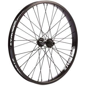"""Stolen Rampage FA Front BMX Wheel - 20"""" - Black"""