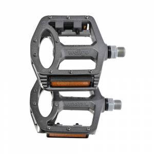 Wellgo MG1 Magnesium body Pedals - Grey