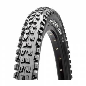 Maxxis Minion DHF MTB WT Tyre (3C-EXO-TR) - Folding Bead - Black