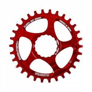 Blackspire Snaggletooth NW Cinch Chainring BOOST - Direct Mount - Red