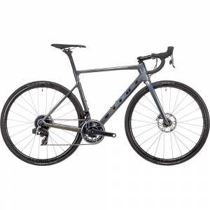 Vitus Vitesse EVO CRX eTap AXS Road Bike (Red) 2021 - XXL - Cosmic Black