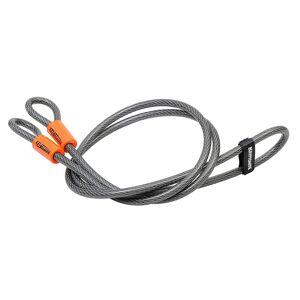 Kryptonite KryptoFlex Bike Lock Cable - 10mm x 2130mm - Black