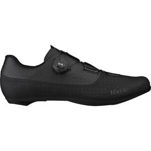 Fizik Tempo Overcurve R4 Road Shoes - EU 47 - Black-Black
