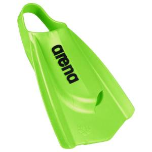 Arena Powerfin Pro - 42-43 ACID LIME   Swimming Fins