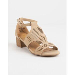 SODA Flatly Girls Heeled Sandals