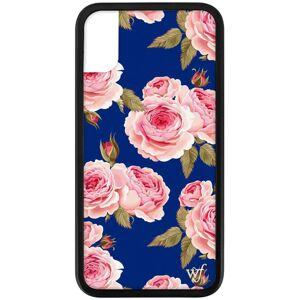 WILDFLOWER Navy Floral iPhone X/Xs Case