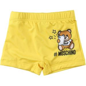 Moschino Swimwear On Sale, Yellow, polyester, 2019, 18M 3Y 3Y 6M