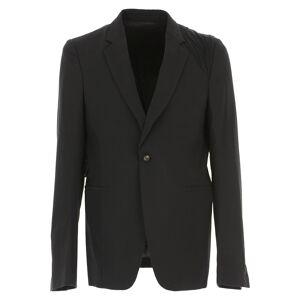 Rick Owens Blazer for Men, Sport Coat On Sale in Outlet, Wool, 2019, L XL