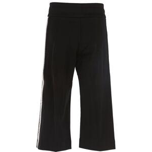 Monnalisa Kids Pants for Girls On Sale in Outlet, Black, viscosa, 2019, S (162 cm) M (166 cm)