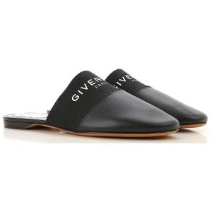 Givenchy Sandals for Women, Black, Leather, 2019, 10 6 7 8 9