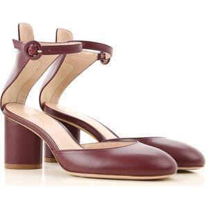 Stuart Weitzman Pumps & High Heels for Women On Sale in Outlet, Garnet, Leather, 2019, US 5.5 (EU 36) US 7.5  (EU 38)