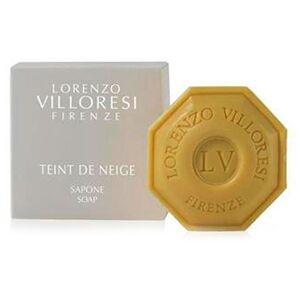 Lorenzo Villoresi Beauty for Men On Sale, Teint De Neige - Fragranced Soap - 100 Gr, 2019, 100 gr