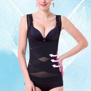 Newchic Seamless Body Slimmer Gather Thin Shapewear Slimming Corset Shapewear Body Shaper
